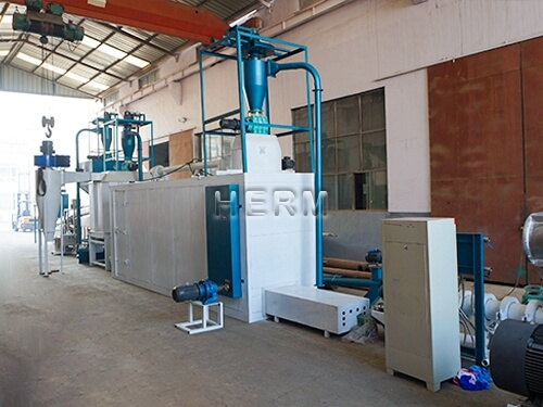 Dry Type Floating Fish Feed Plant