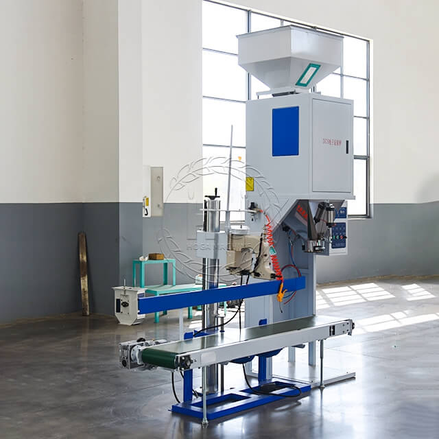 automatic feed packing machine, animal feed pellet machine
