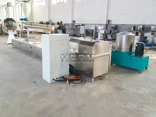 feed dryer using in animal feed production line