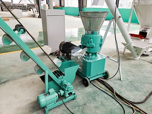 feed pellet production plant for sale