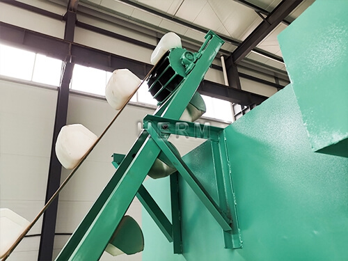 small feed processing plant