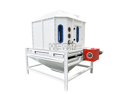 counterflow feed cooler, feed production line