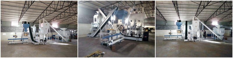 poultry feed machine supplier