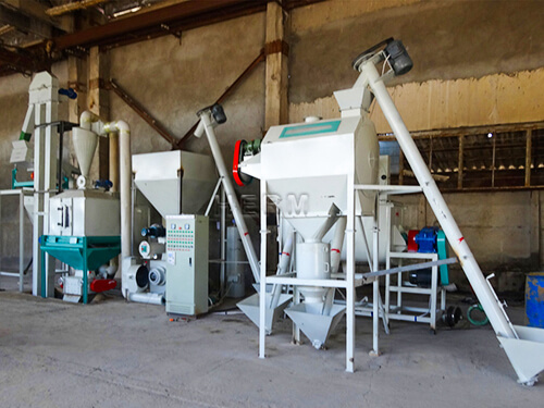 2T/H Feed Pellet Plant for Poultry and Livestock